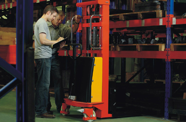 Pallet Truck Malaysia Materials Handling Equipments Mhe