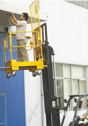 Forklift Maintenance Platform Forklift Maintenance